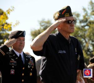 veteranssalute