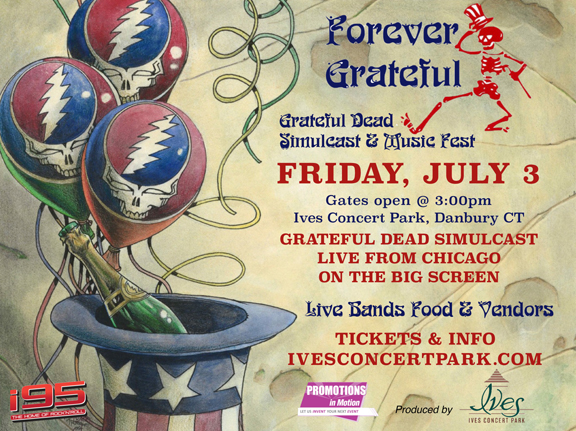 Forever Grateful\' Simulcast and Music Fest of Chicago Concert ...