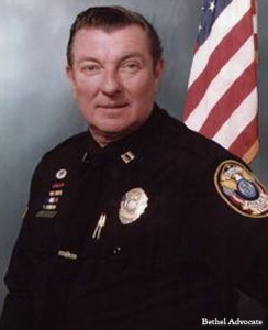 James Patrick O'Hara police captain