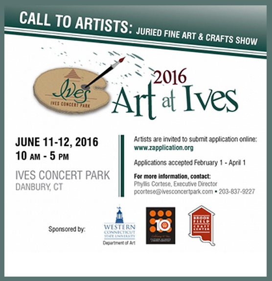 Call to Artists: Ives Concert Park Launches Juried Fine Art