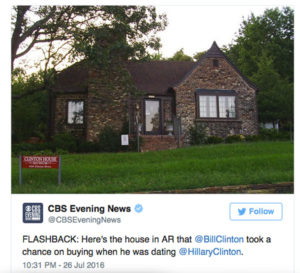 clintonboughtthishouse