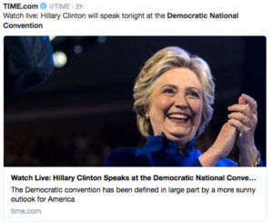 hillaryclintonwatchlivetime