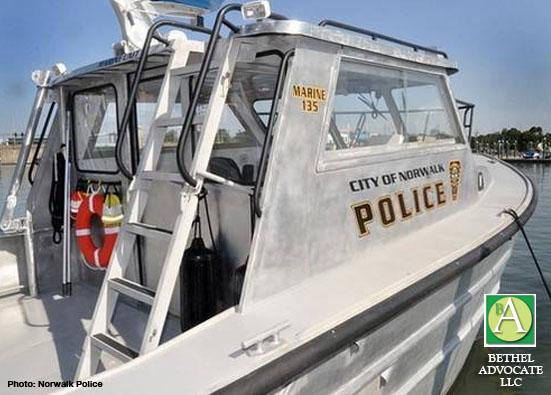 norwalkpoliceboat