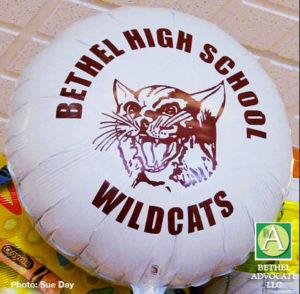 wildcatsfootballballoon