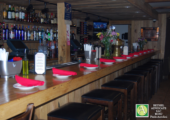Portofino Restaurant Bethel Ct Menu