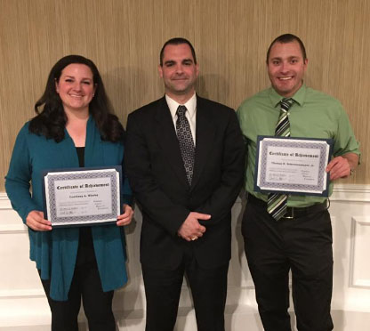 Congratulations to Two Bethel Police Officers Who Completed