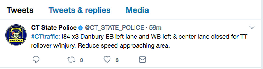 Breaking News: Lanes Near Exits 2 and 3 on I-84 Closed After