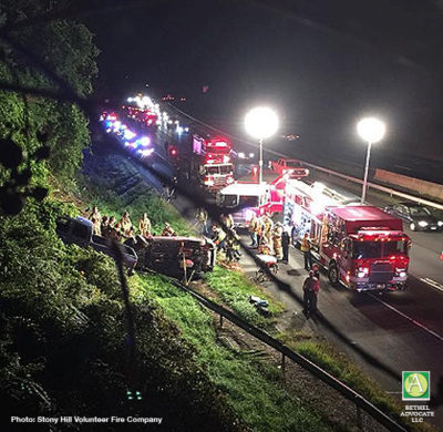 Accident On Rt 84 Ny