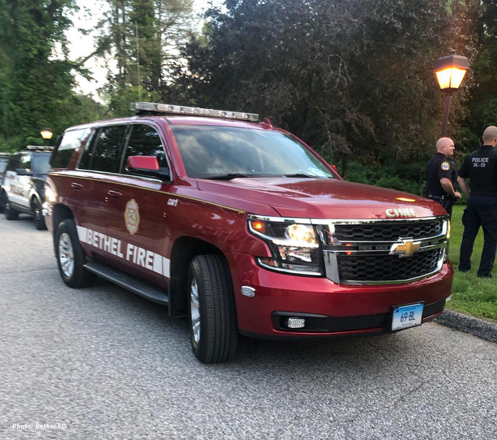 two children lost in woods rescued by bethel fire  u0026 ems