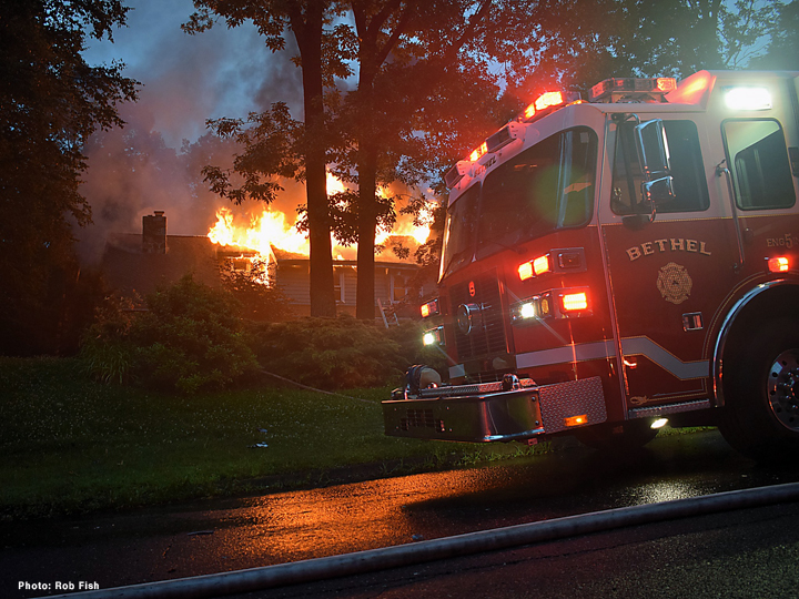 UPDATED: Bethel Firefighters and Surrounding Towns Mutual Aid