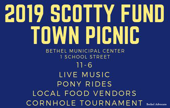 Scotty Fund Picnic And Corn Hole Tournament 2019 Sept 7th Bethel Advocate